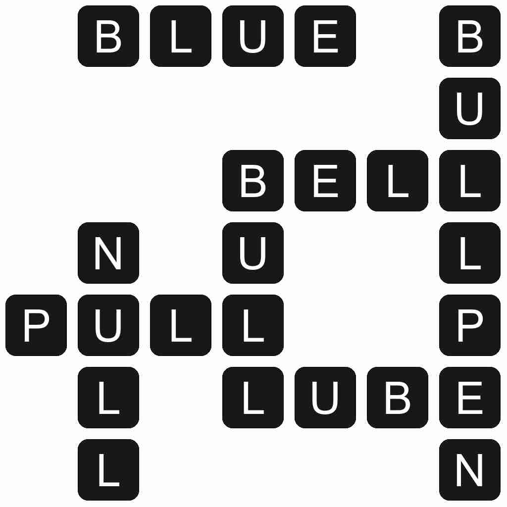 Wordscapes level 5597 answers