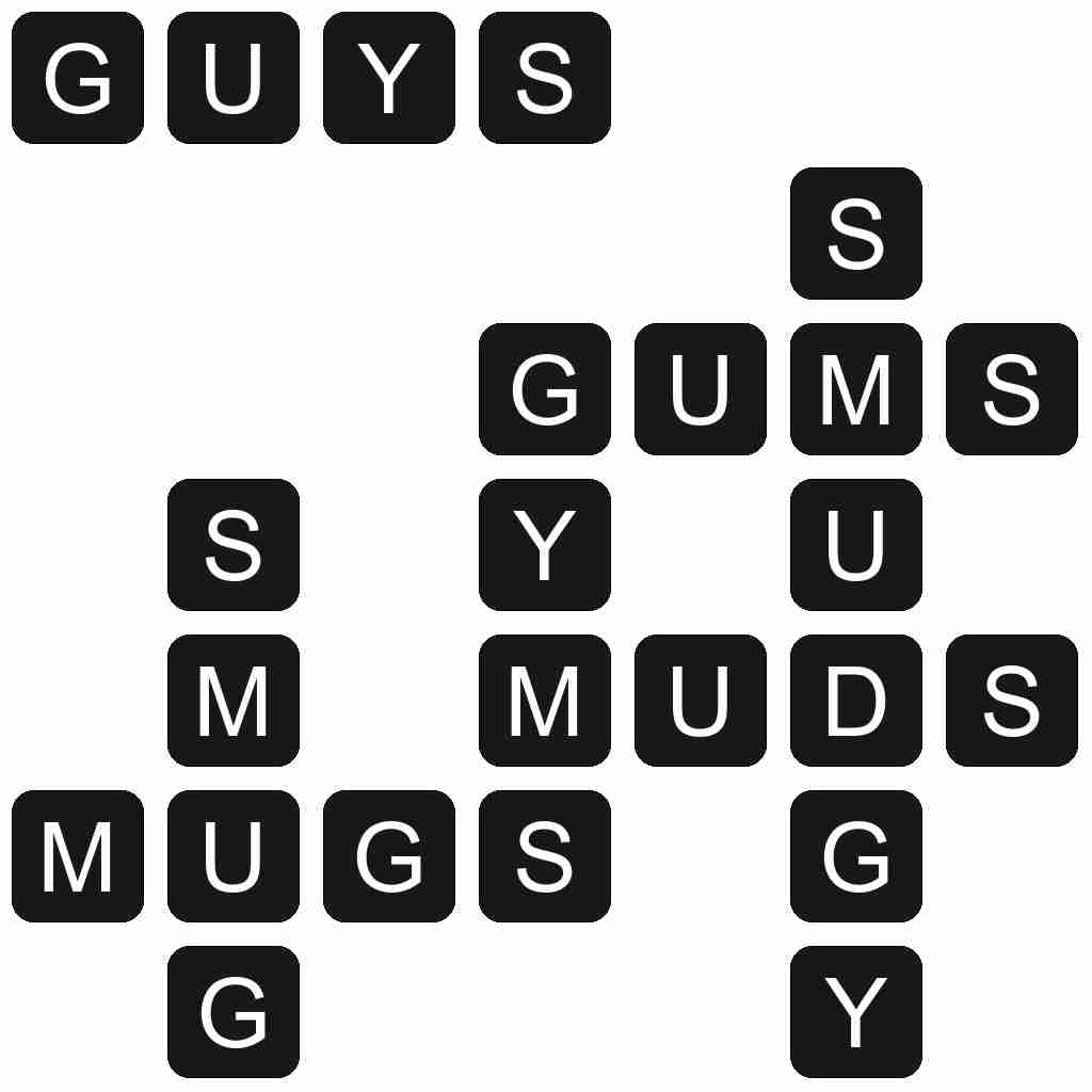 Wordscapes level 5603 answers