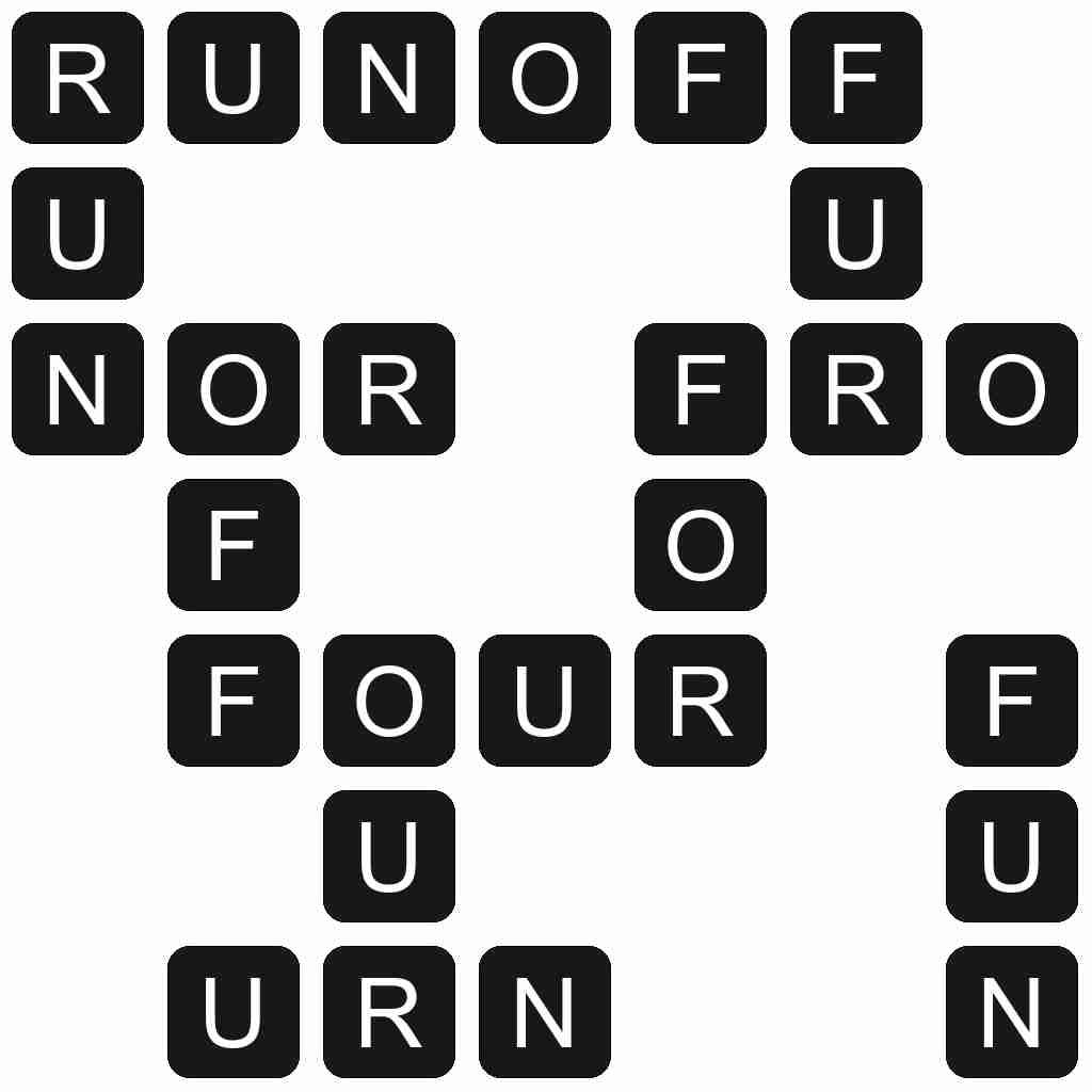 Wordscapes level 5673 answers