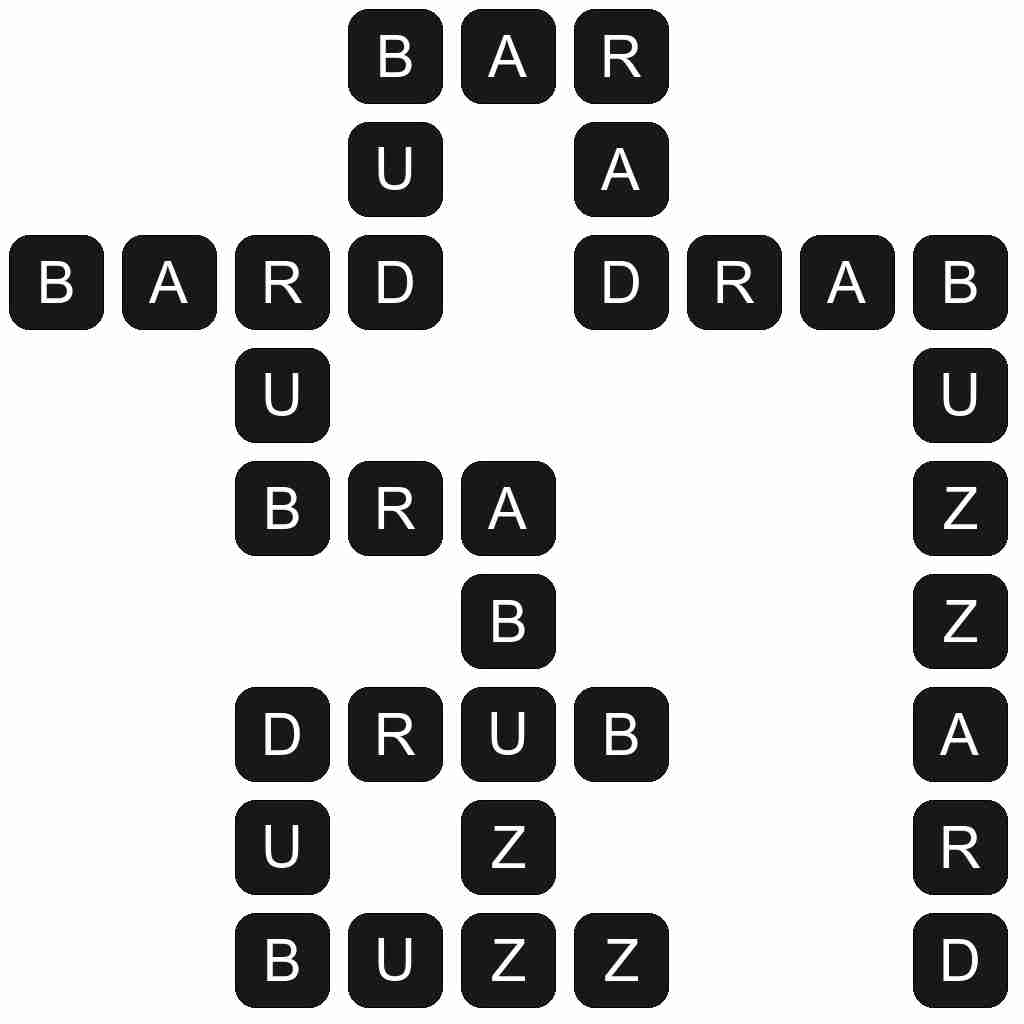 Wordscapes level 5693 answers
