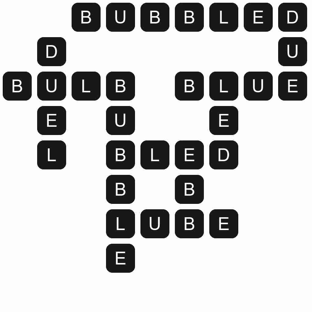 Wordscapes level 5710 answers