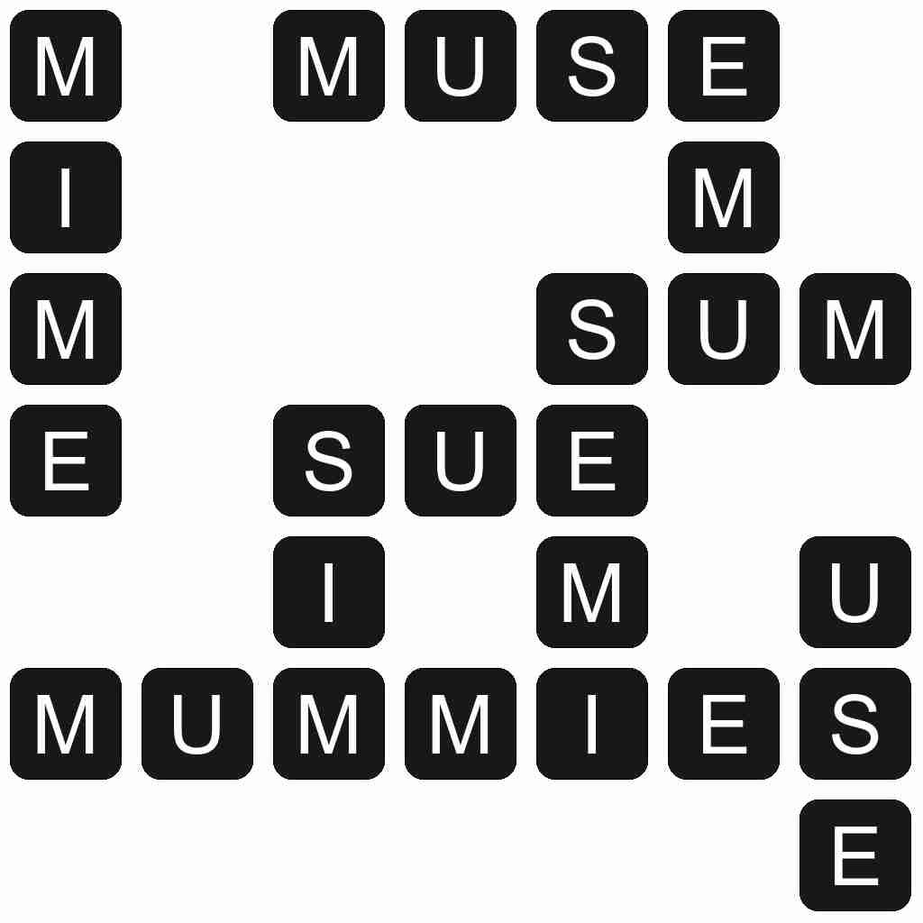 Wordscapes level 5727 answers