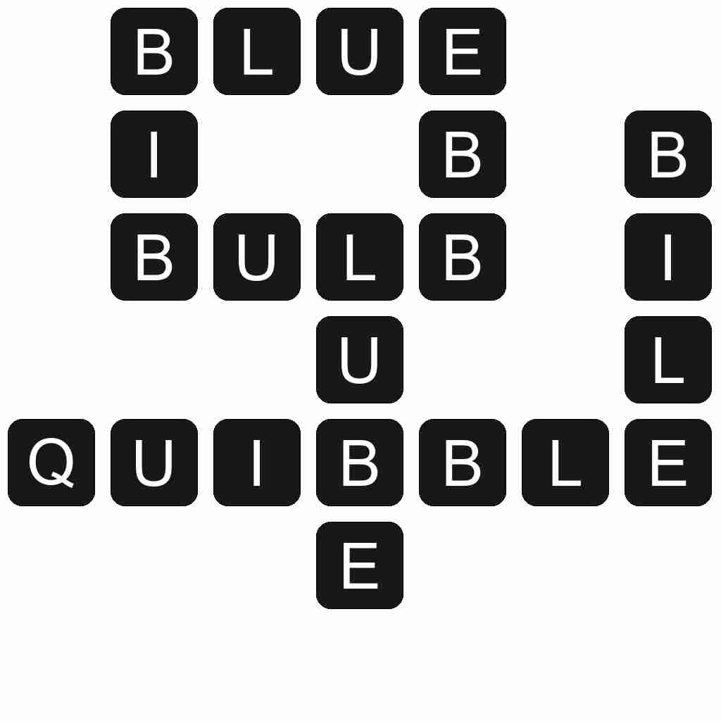 Wordscapes level 5737 answers