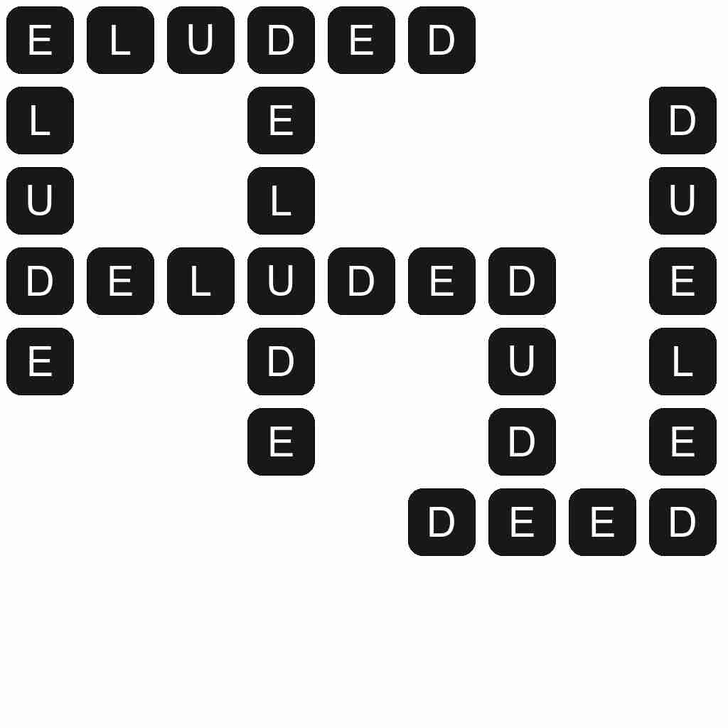 Wordscapes level 5775 answers