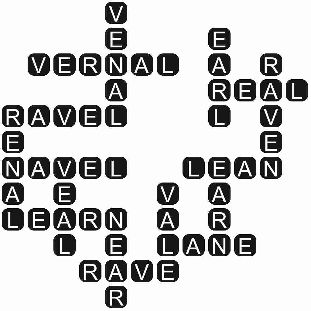 Wordscapes level 5796 answers