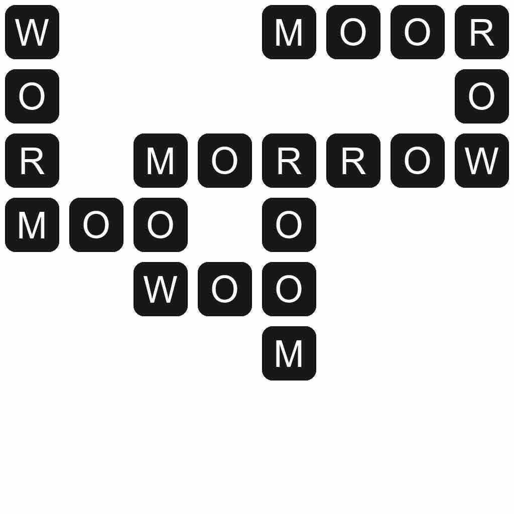 Wordscapes level 5817 answers