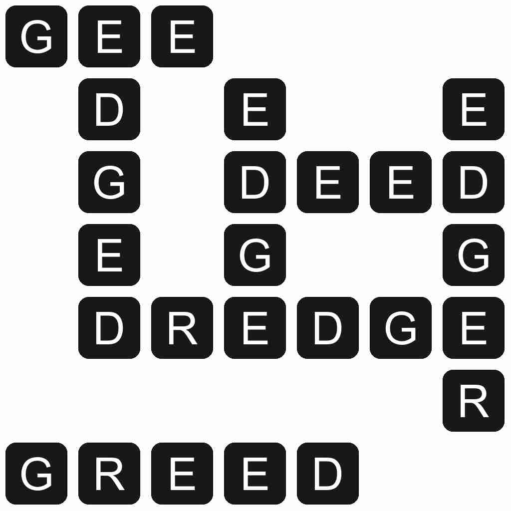 Wordscapes level 5829 answers