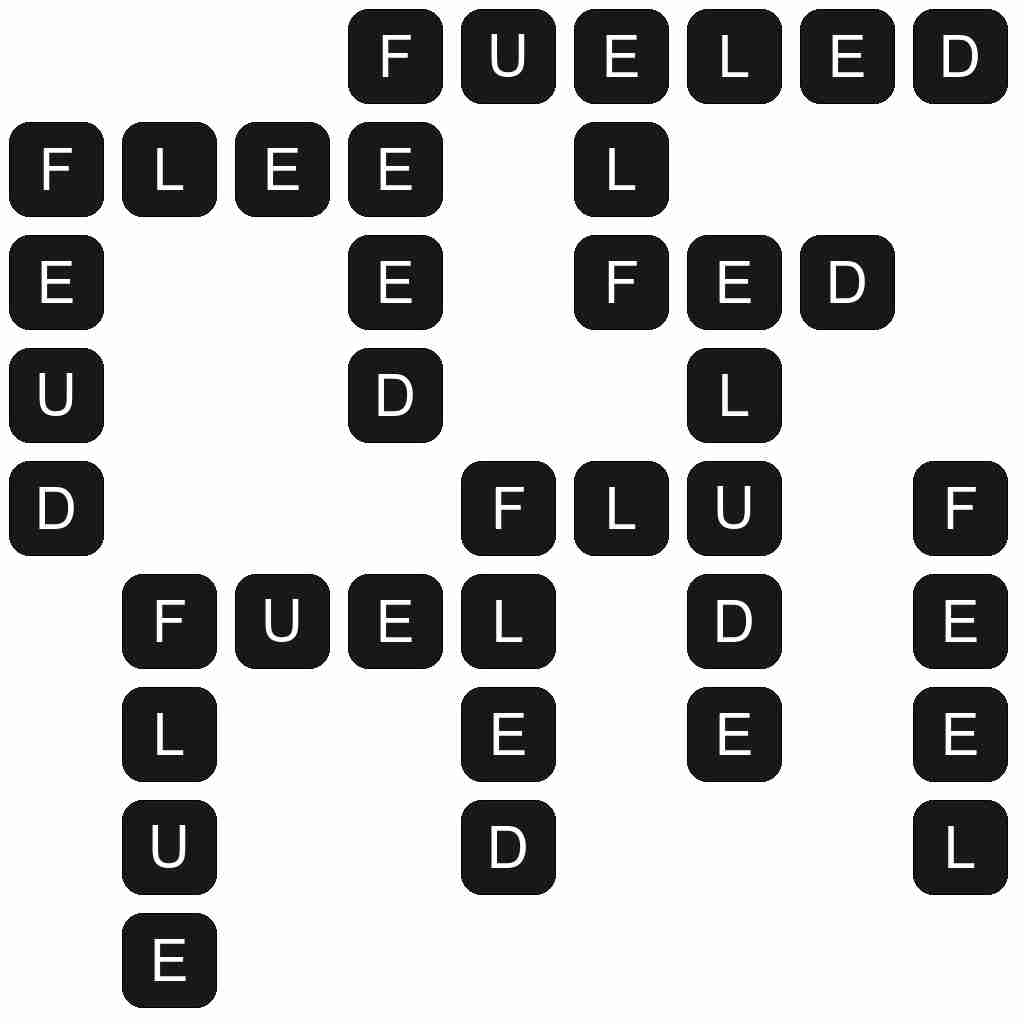 Wordscapes level 5849 answers