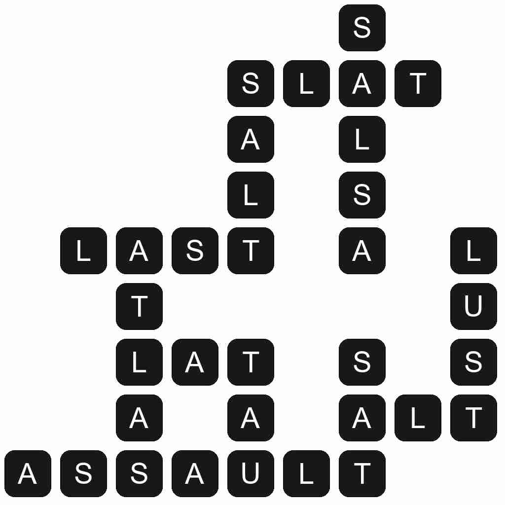 Wordscapes level 5885 answers
