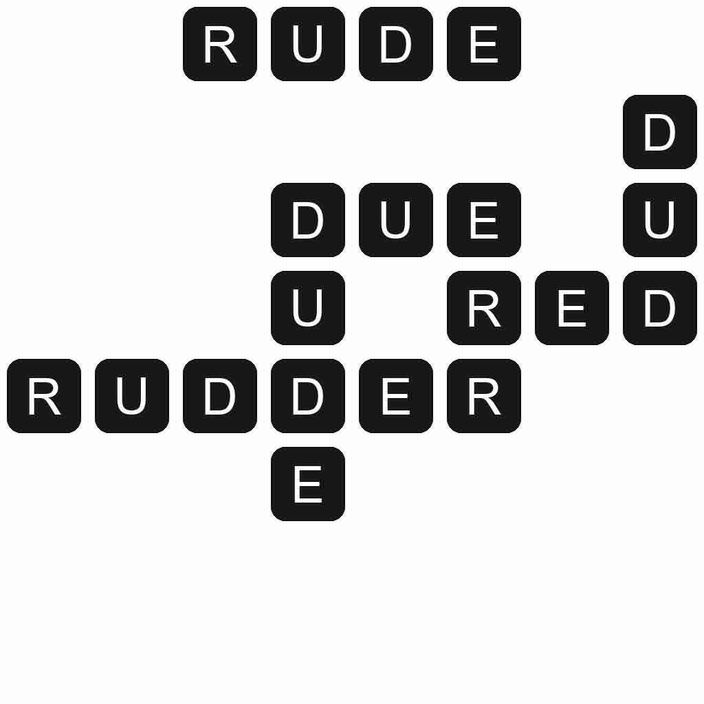 Wordscapes level 5887 answers