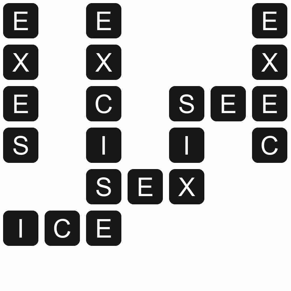 Wordscapes level 5889 answers