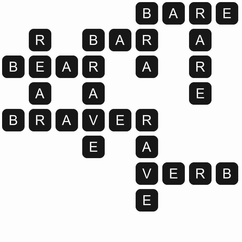 Wordscapes level 5891 answers