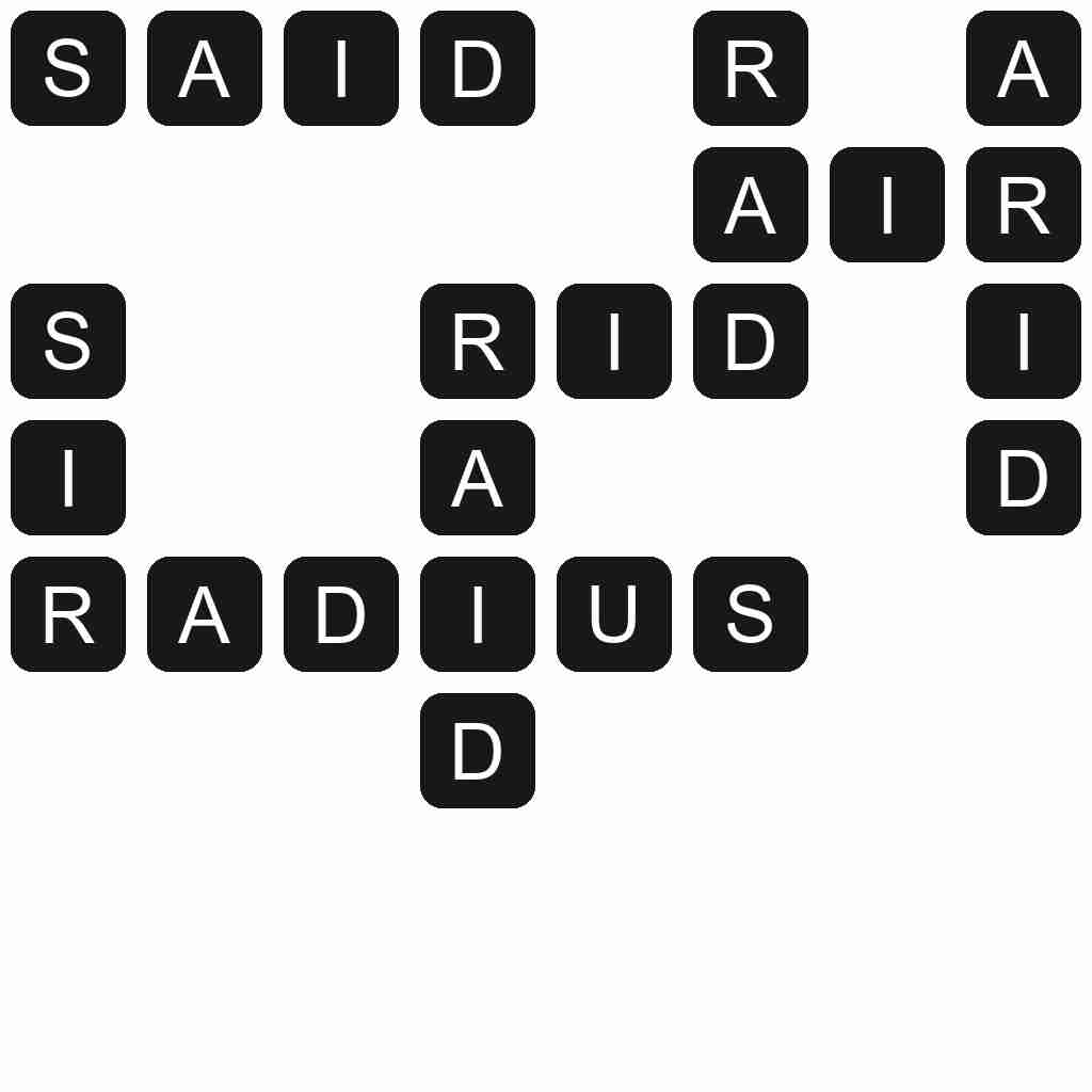 Wordscapes level 5919 answers