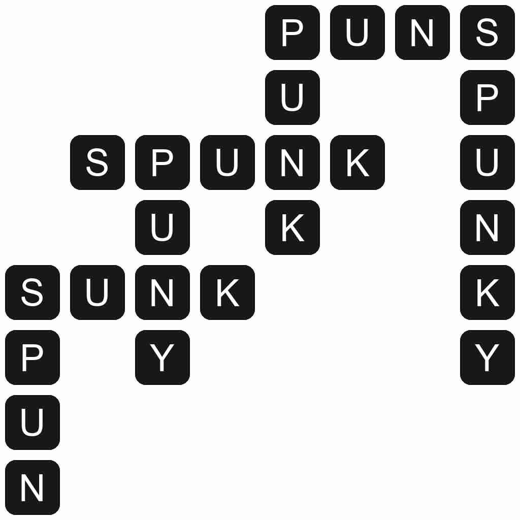Wordscapes level 5941 answers