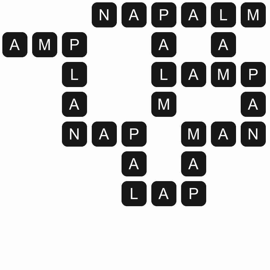 Wordscapes level 5969 answers