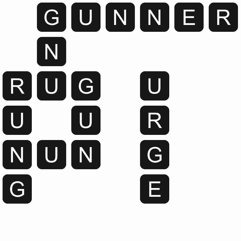 Wordscapes level 5977 answers