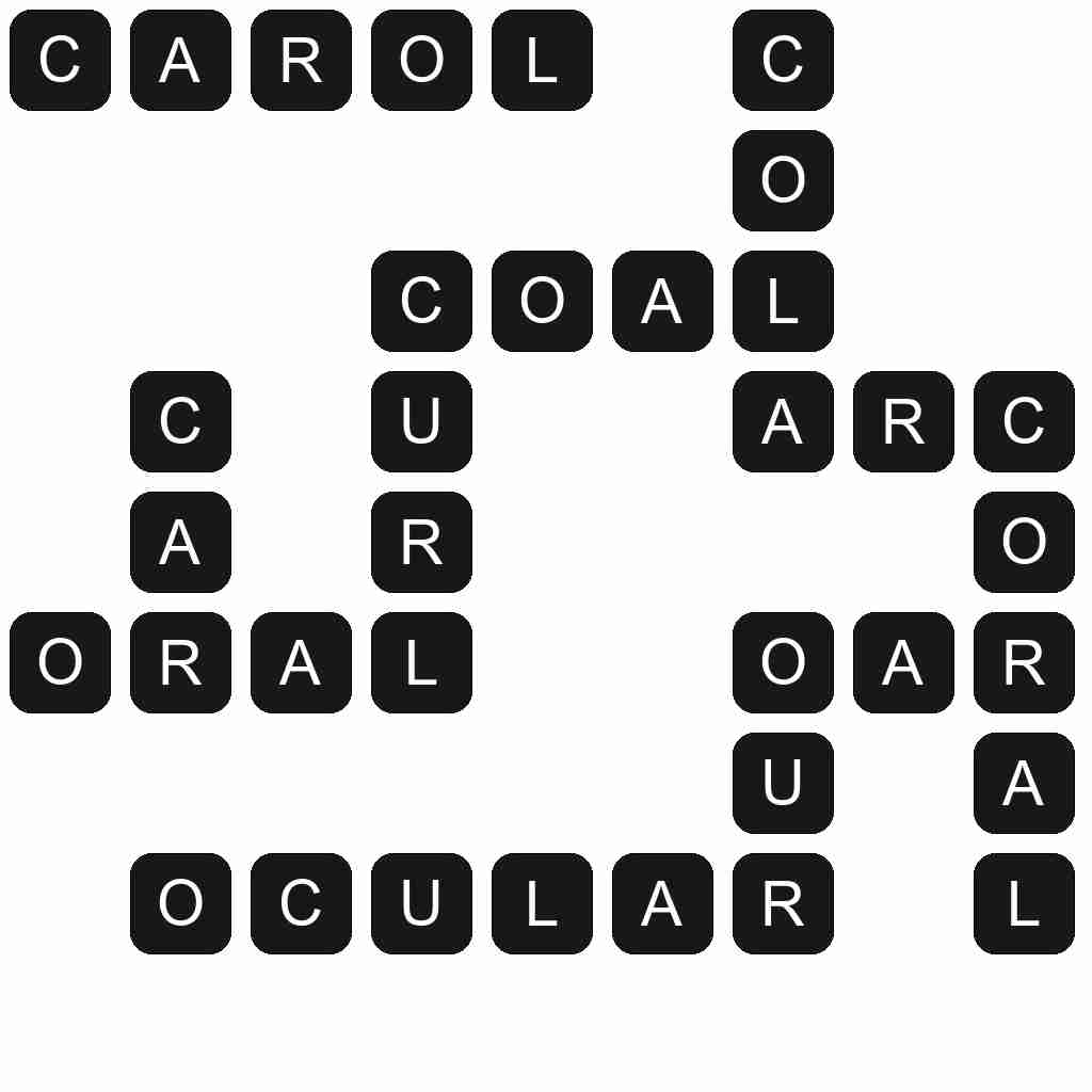 Wordscapes level 610 answers