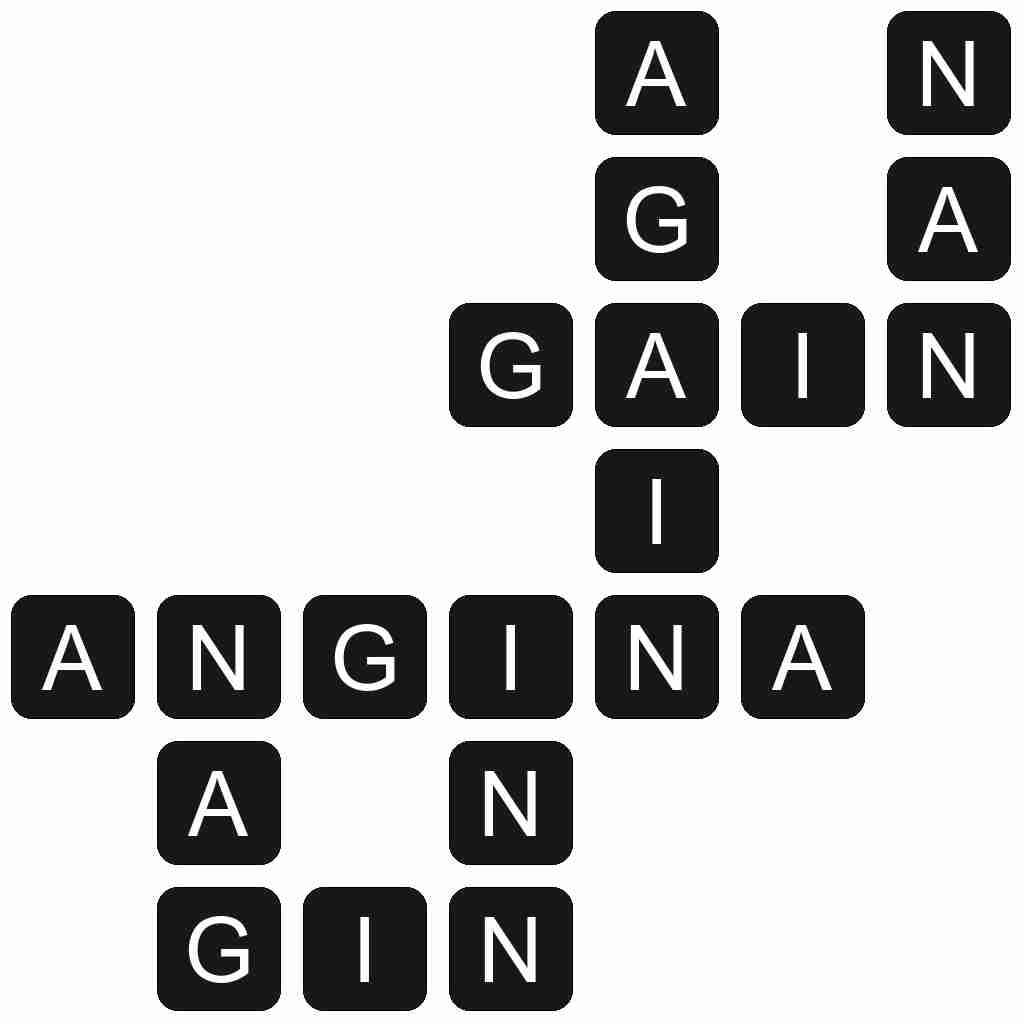 Wordscapes level 619 answers