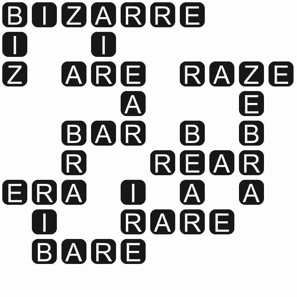 Wordscapes level 624 answers