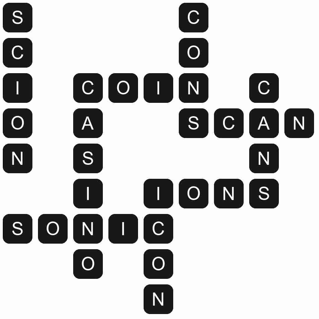 Wordscapes level 626 answers