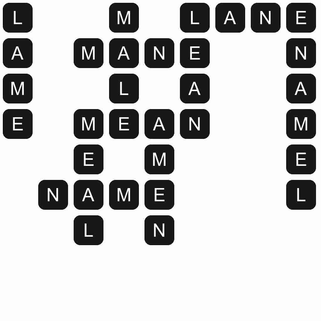 Wordscapes level 646 answers