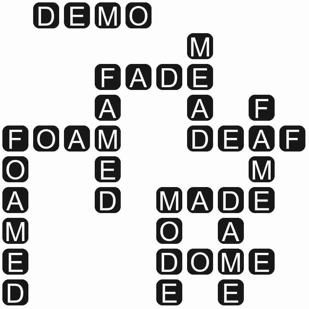 Wordscapes level 658 answers