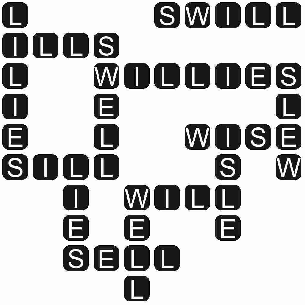Wordscapes level 684 answers