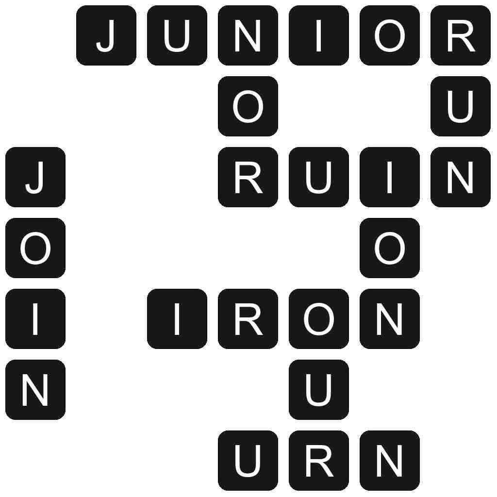 Wordscapes level 685 answers