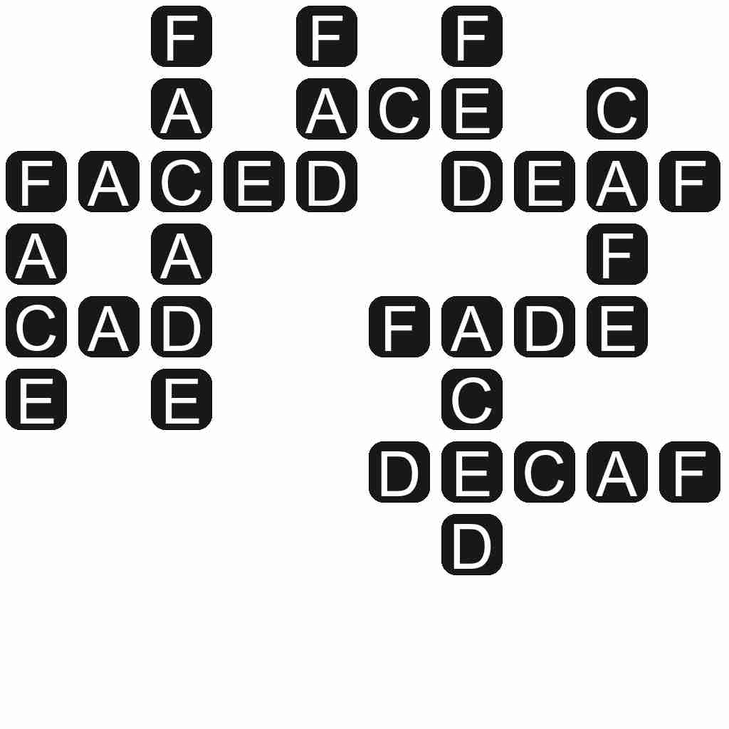 Wordscapes level 698 answers