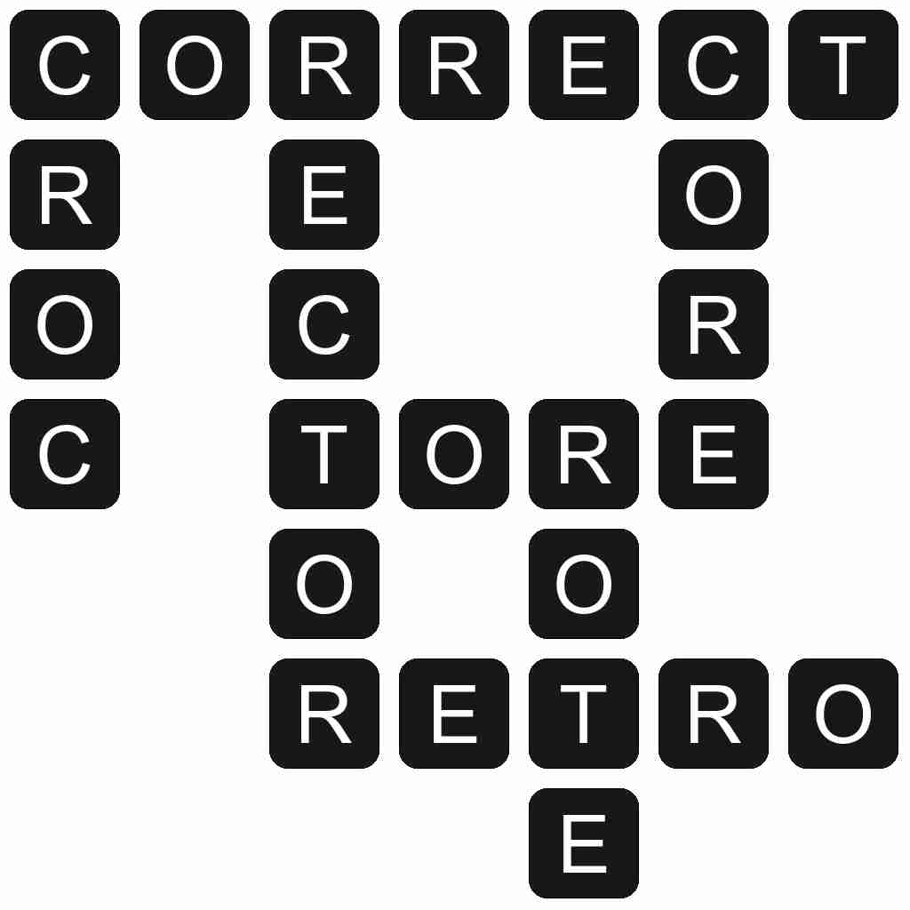 Wordscapes level 747 answers