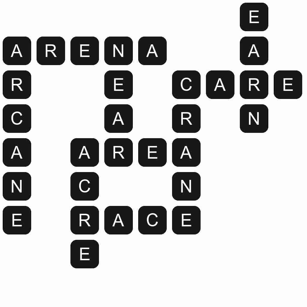Wordscapes level 751 answers