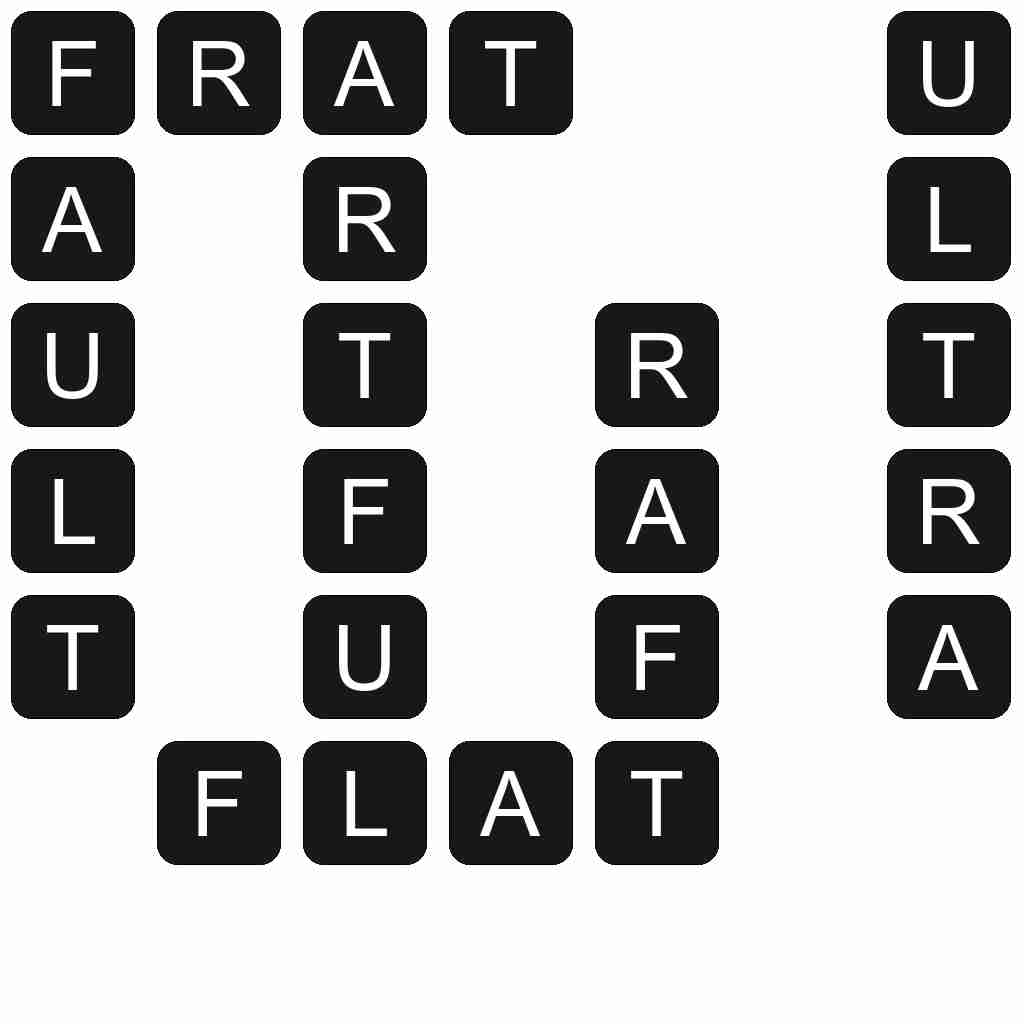 Wordscapes level 835 answers
