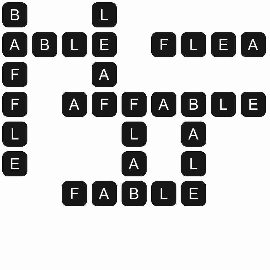 Wordscapes level 836 answers