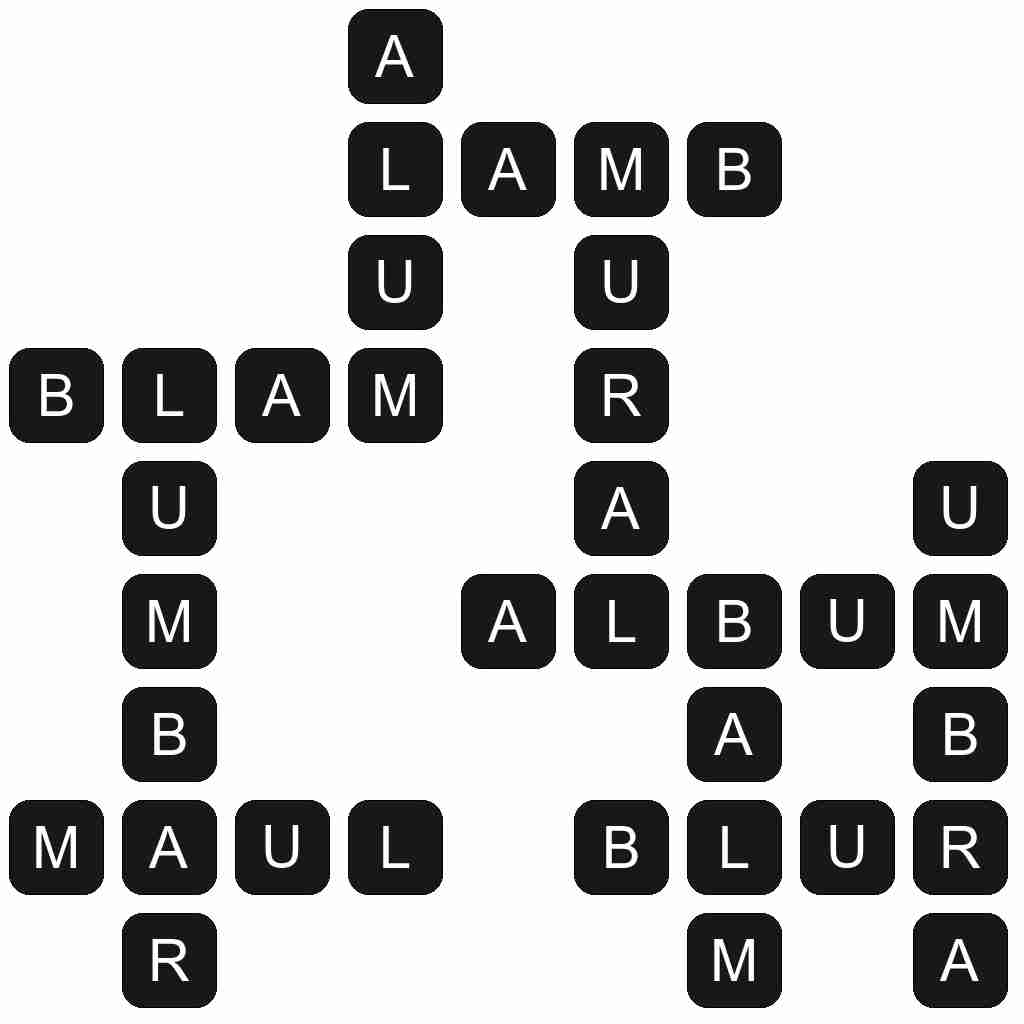 Wordscapes level 842 answers