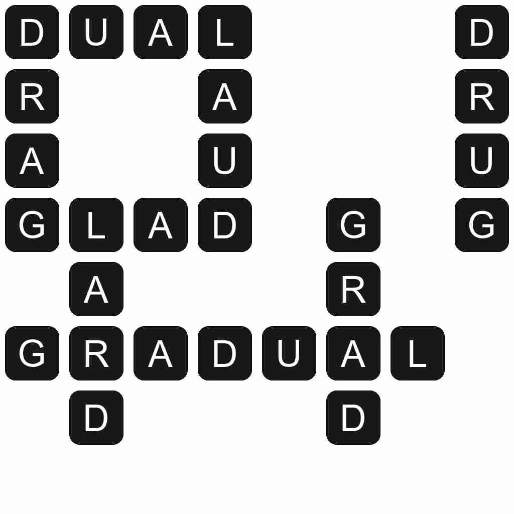 Wordscapes level 845 answers