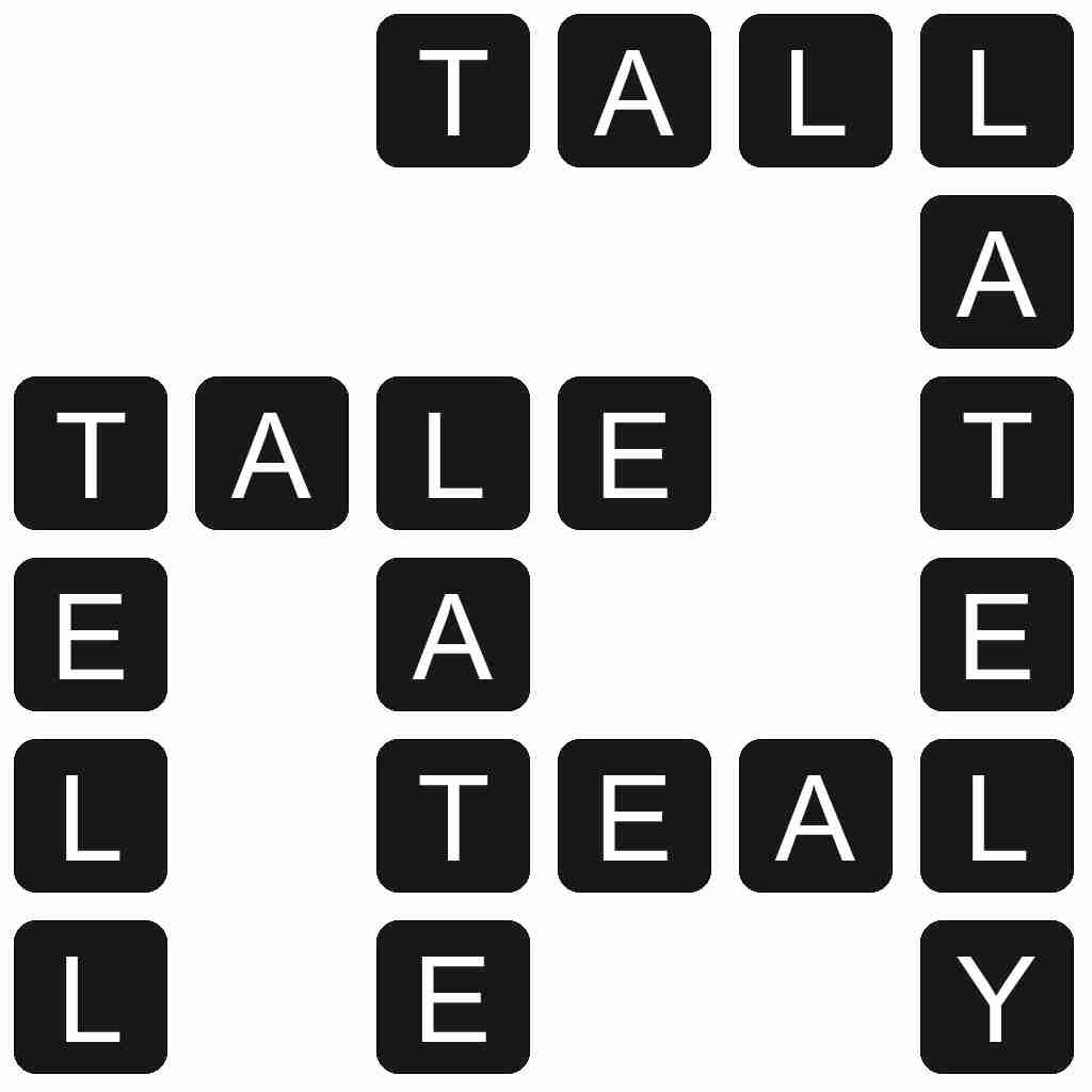 Wordscapes level 979 answers
