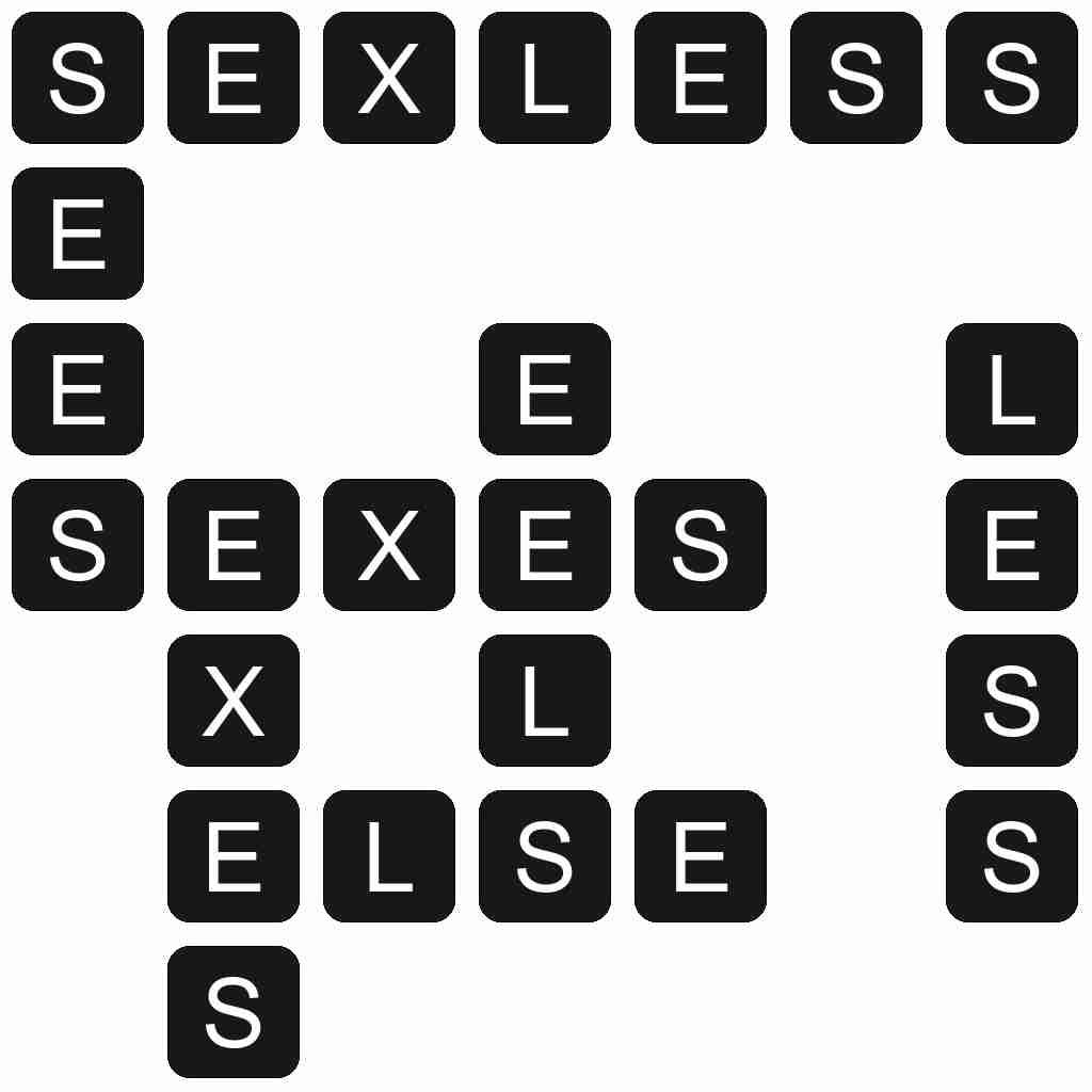 Wordscapes level 996 answers